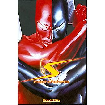 Project Superpowers Hardcover
