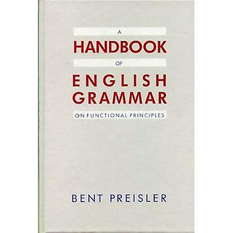 A handbook of English grammar on functional principles