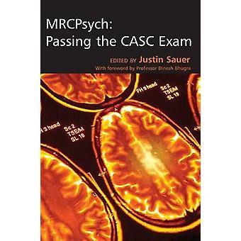 MRCPsych förbi Sauer & Justin CASC tentamen