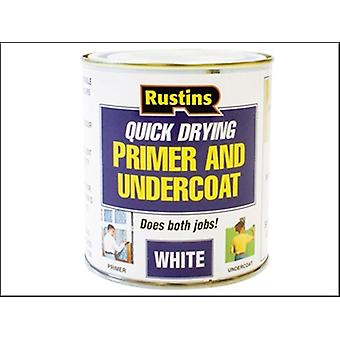 QUICK DRY PRIMER & UNDERCOAT WHITE 250 ML