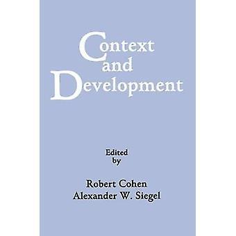 Context and Development by Cohen & Robert
