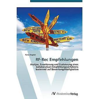 RFRec Empfehlungen par Bagdat Faruk