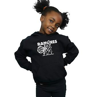 Ramones Girls Gabba Gabba Hey Cartoon Hoodie