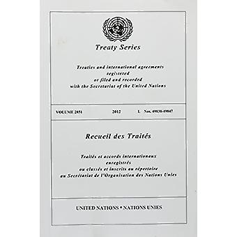 Treaty Series 2851 by United Nations Office of Legal Affairs - 978921