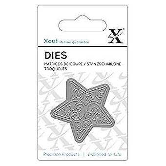 Xcut Dinky Die (1pc) - Star (XCU 503174)