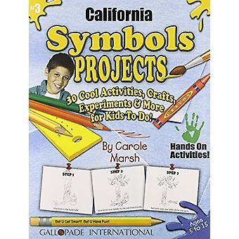 California Symbols Projects - 30 Cool Activities - Crafts - Experimen