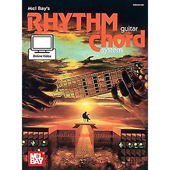 Mel Bays Rhythm Guitar Chord System (Book/Online Video) by Mel Bay -