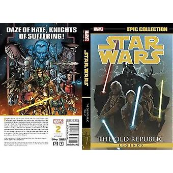 Star Wars Legends Epic Collection - the Old Republic Vol. 2 by Bong Da