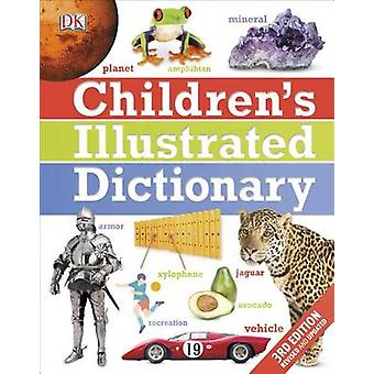 Children's Illustrated Dictionary by DK - 9781465420206 Book