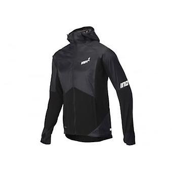 Inov8 At/c Softshell Pro Mens Full Zip Thermal Running Jacket Black