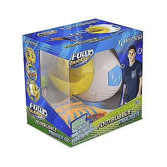 Messi Footbubbles Bubble Trainer + Sock + 2oz Solution