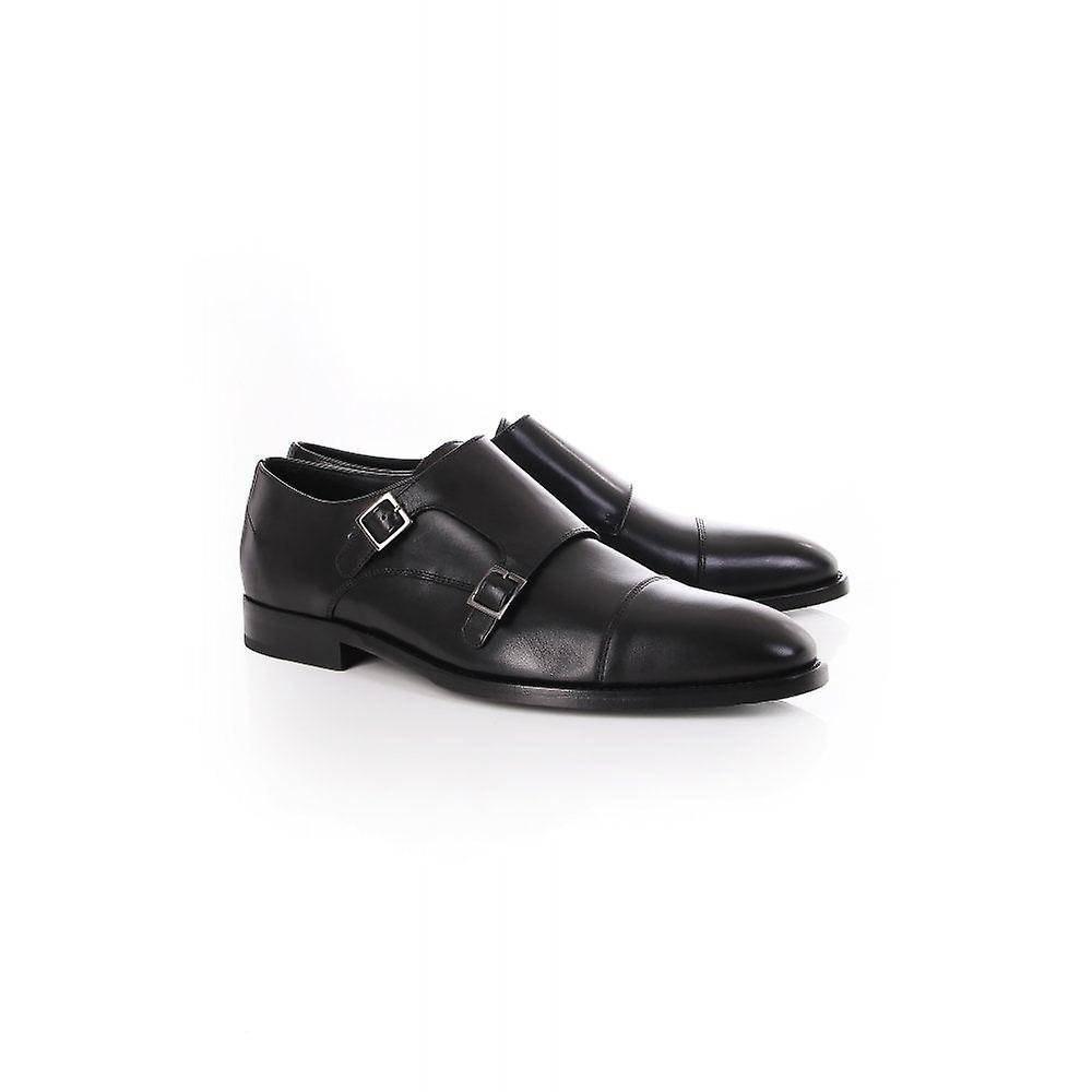 Paul Smith chaussures Mens Frank Monk Strap chaussures
