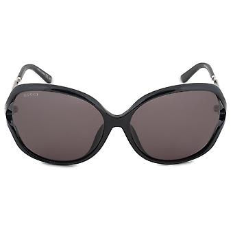 Gucci Butterfly Sunglasses GG0076SK 001 62