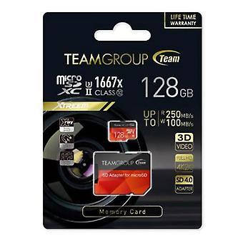 Team Group Xtreem 128GB Micro SDXC UHS-II