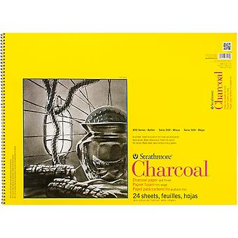 Strathmore Charcoal Spiral Paper Pad 18