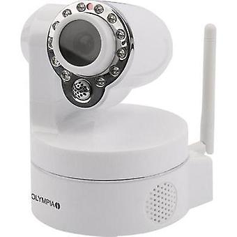 WLAN/Wi-Fi, LAN Network camera 1280 x 720 4 - 9 mm Olympia 5938