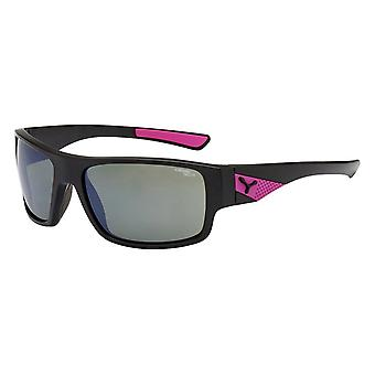 Cebe Sportactive Whisper Sunglasses(Matt Chocolate Pink Frame 1500 Grey AR FM Lens)
