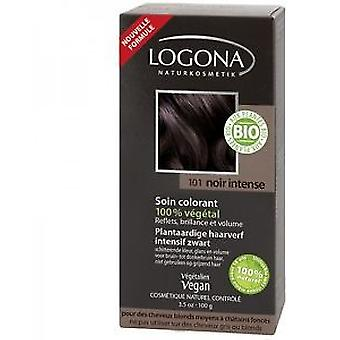 Logona Colorante Vegetal Negro Intenso 101