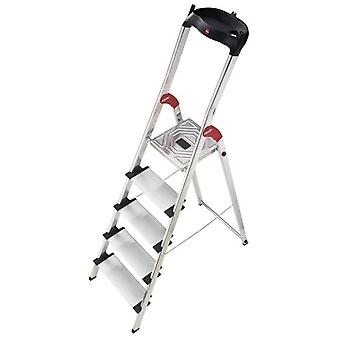 Hailo Aluminum ladder Xxl Easyclix (6 Steps) (DIY , Tools , Stairs and stools)
