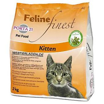 Porta21 Feline Finest Kitten (Cats , Cat Food , Dry Food)