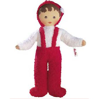 Kathe Kruse Sponge Baby Red / White (Toys , Dolls And Accesories , Soft Animals)