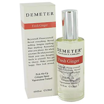 Fresh Ginger  By Demeter Pick Me Up Cologne 120ml