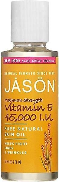 Force Jason maximum 45 000 UI de vitamine E huile de la peau naturelle pure