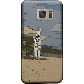 Kill cover Surf shop for Galaxy S6