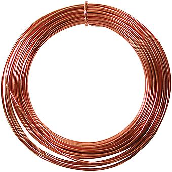 Aluminum Wire 12 Gauge 39' Coil-Copper DA26-03