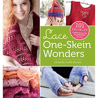 Storey Publishing-Lace One-Skein Wonders STO-20584