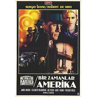 Once Upon a Time in America Movie Poster (11 x 17)
