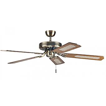 Ceiling Fan Paloma Plus BC 847 antique brass 132 cm / 52