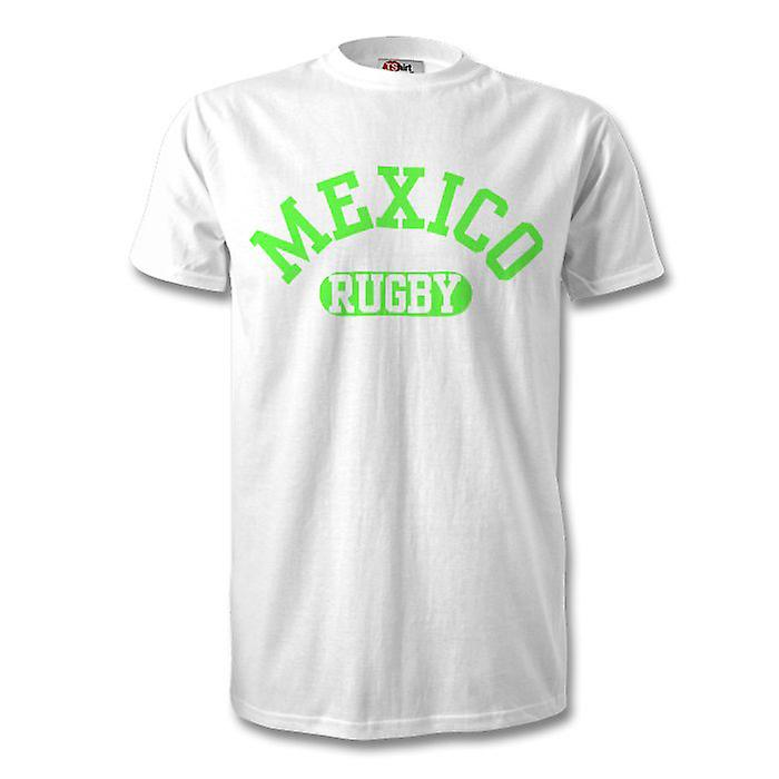 Mexico Rugby Kids T-Shirt