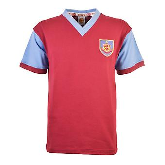 Burnley Football League Champions Anniversary Retro Football Shirt