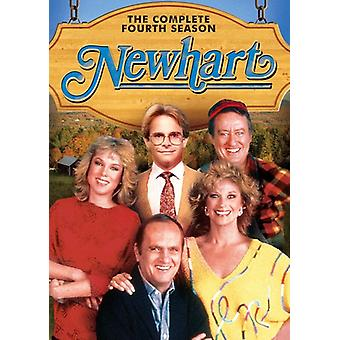 Newhart: Staffel 4 [DVD] USA import