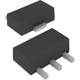 MOSFET DIODES Incorporated ZXMN6A11ZTA 1 1.5 W