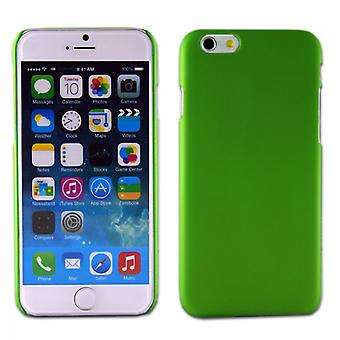 Hard case for Apple iPhone 6 4.7 green rubber