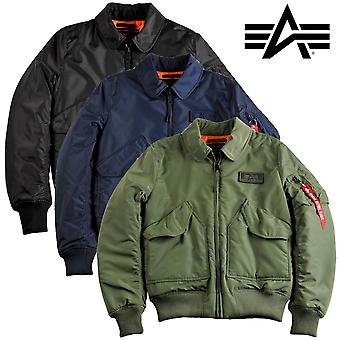 Alpha industries giacca CWU VF TT