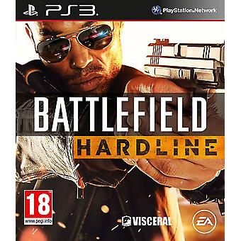 Battlefield Hardline PS3 Game