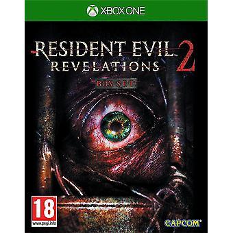 Resident Evil Revelations 2 Xbox 1 spil