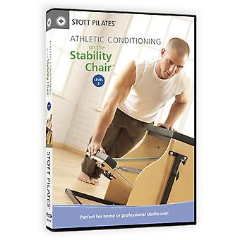Athletic Conditioning on the Stability Chair [DVD] USA import