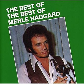 Merle Haggard - Best of Merle Haggard [CD] USA import
