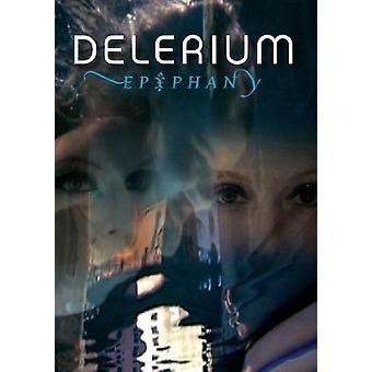 Delerium - Epiphany [DVD] USA importerer