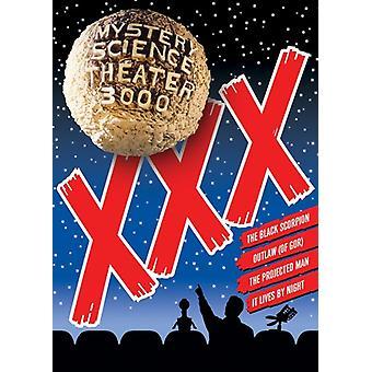 Importação de mistério EUA Ciência Teatro 3000 [DVD]