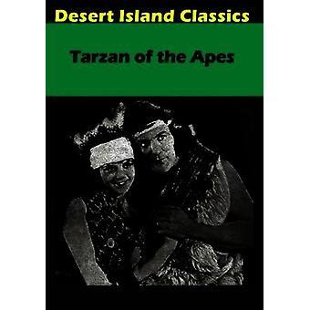 Tarzan af menneskeaberne [DVD] USA importerer