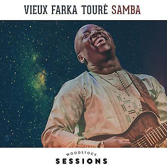 Vieux Farka Toure - Woodstock Sessions Vol. 8 Samba [Vinyl] USA import