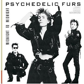 Psychedelic Furs - Midnight to Midnight [CD] USA import