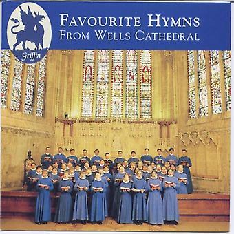 Brønde domkirke koret - favorit salmer fra Wells domkirke [CD] USA importerer