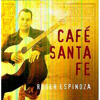 Roger Espinoza - Cafe Santa Fe [CD] USA import