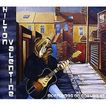 Hilton Valentine - Skiffledog på Coburg st [CD] USA import